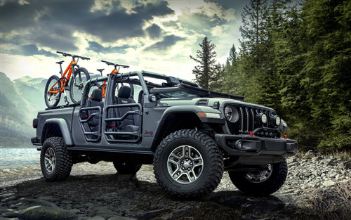 2020 UpComing Jeep Gladiator Rubicon Car